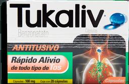 Tukaliv 20 Cápsulas (100 mg)