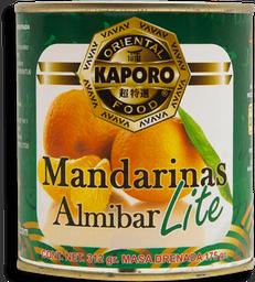 Mandarinas Kaporo en Almíbar 312 g
