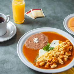Huevos Aztecas