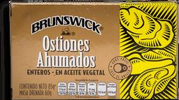 Ostiones Brunswick Ahumados 85 g