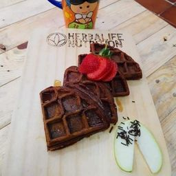 Waffle Chocolate Intenso