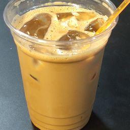 Latte Caramel Frío