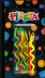 Velas Fiesta
