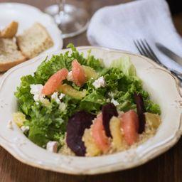 Ensalada de Cítricos y Quinoa