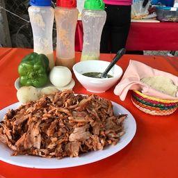 10 Tacos Al Pastor 10