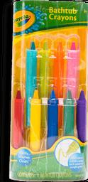 Crayones Crayola Para Bañera Colores Varios 9 U