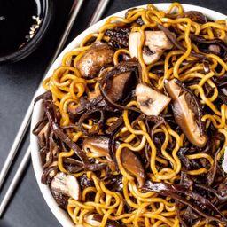 Mushroom Wok