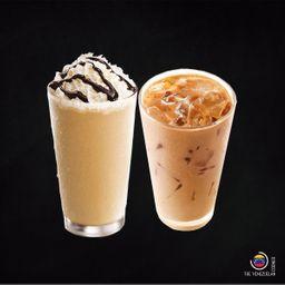 Latte Frappé Caramelo