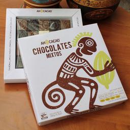 Caja de chocolates mixtos 150g