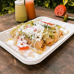Orden de Tacos Dorados (4)
