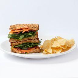 Sweet Sándwich Salmón