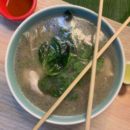 Chef anne pho bac soup