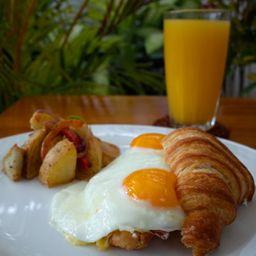 Jamón y Huevo
