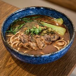 Sopa de res taiwanesa