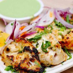 Reshmi murg kabab