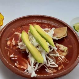 Tacos Ahogados de Papa
