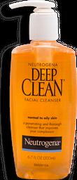 Gel Neutrogena  Deep Clean 200 mL
