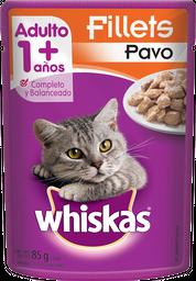 Alimento Para Gato Whiskas Pavo 85 g