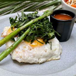 Huevos Croque Madame