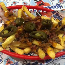 Mr Chili Fries Beans