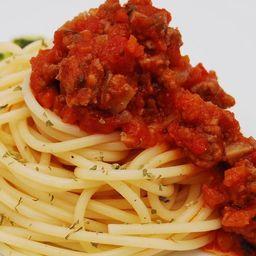 Spaghetti a la Pomarola