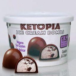 Ketopia Cookies and Cream