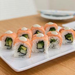 Salmon Picante Roll