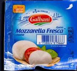 Queso Mozzarella Galbani Fresco 226 g