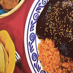 Promo Enchiladas de Mole con Arroz