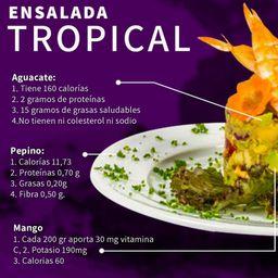 Ensalada Tropical
