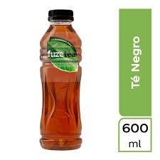 Fuze Tea Limón Negro 600 ml
