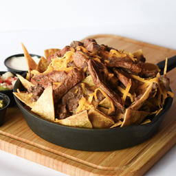 Nachos Arrachera