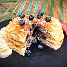 Blueberry Hotcakes