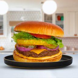 Burger Hawaiian