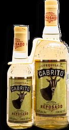 Tequila Cabrito Reposado 1 L + 375 mL