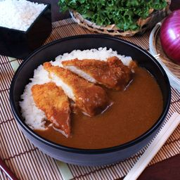 Curry Sakana Fry