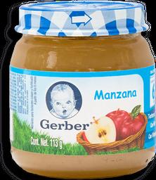 Papilla Gerber Manzana 2 113 g