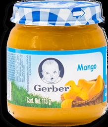 Papilla Gerber Mango Etapa 2 113 g