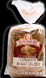 Pan Oroweat 7 Granos Integral 680 g