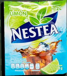 Bebida en Polvo Nestea Te Negro Limón Sobre 25 g