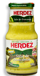 Salsa Herdez de Guacamole 445 g
