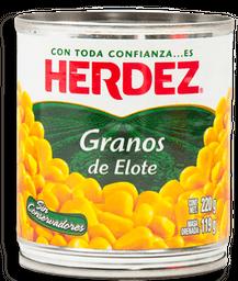 Elote Herdez en Granos 220 g