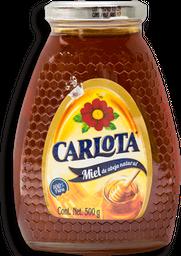 Miel de Abeja Carlota Natural 500 g