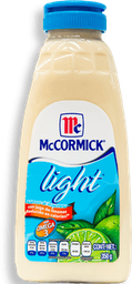 Mayonesa McCormick Con Jugo de Limón Light 350 g