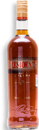 Brandy Presidente Botella 940 mL