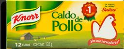Caldo Knorr de Pollo 132 g