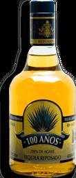 Tequila 100 Años Reposado 700 mL