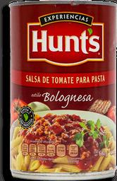 Salsa Para Pasta Hunt's Estilo Bolognesa 680g