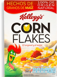 Cereal Corn Flakes Caja 560 g