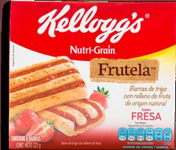 Barra de Cereal Nutri Graín Frutela  222 g